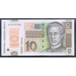 Croacia 10 Kuna PK 45 (2.004) S/C