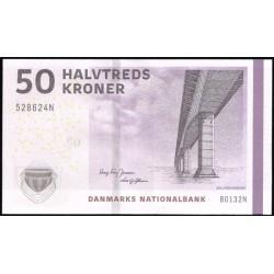 Dinamarca 50 Coronas PK 65 (2.013) S/C
