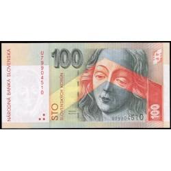 Eslovaquia 100 Coronas PK 44 (5-11-2.004) S/C