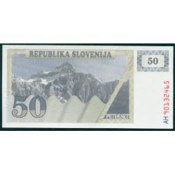 Eslovenia 50 Tolarjev PK 5 (1.990) S/C