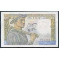 Francia 10 Francos PK 99e (22-6-1.944 ) MBC