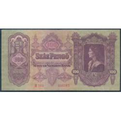 Hungría 100 Pengö PK 98 (1.930) MBC-