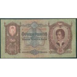 Hungría 50 Pengö PK 99 (1-10-1.932) MBC