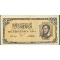 Hungría 1 Millón Milpengö Pk 128 (24-5-1.946) MBC+