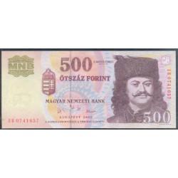 Hungría 500 Florines PK 188c (2.003) S/C