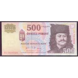 Hungría 500 Florines PK 194 (2.006) S/C
