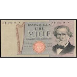 Italia 1.000 Liras PK 101 (1969-81) EBC
