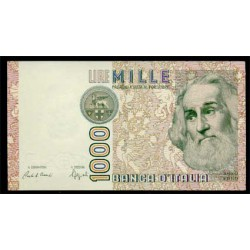 Italia 1.000 Liras PK 109b (6-1-1.982) S/C