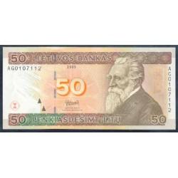 Lituania 50 Litu PK 67 (2.003) S/C