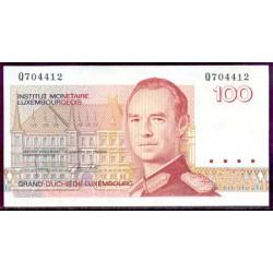Luxemburgo 100 Francos PK 58b (1.993) S/C