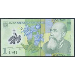 Rumanía 1 Leu Pk 117 (1-7-2.005) S/C