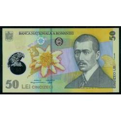 Rumanía 50 Lei Pk 120 (01-07-2.005) S/C