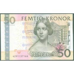 Suecia 50 Coronas PK 64 (2.004) S/C