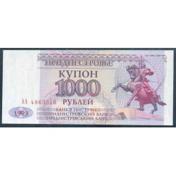Transnistria 1.000 Rublos PK 23 (1.993) S/C