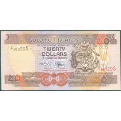 Islas Salomón 20 Dólares PK 21 (1.996) S/C