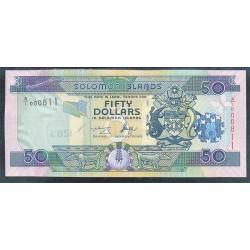 Islas Salomón 50 Dólares PK 29 (2.004) S/C