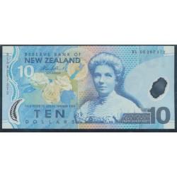 Nueva Zelanda 10 Dólares PK 186b (2.006) S/C
