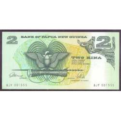 Papúa Nueva Guinea 2 Kina PK 5c (1.981) S/C