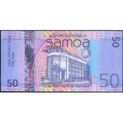 Samoa Occidental 50 Tala PK 41 (2.008) S/C