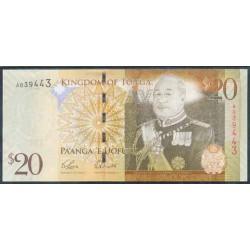 Tonga 20 Pa´anga PK 41 (2.008) S/C