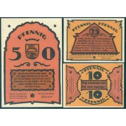 Doberan 10,25 y 50 Pfennig (31-12-1.921) KL 267b S/C-