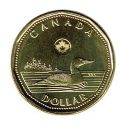 Canadá 2012 1 Dólar (Pato) S/C