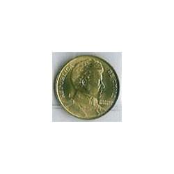 Chile 1986 1 Peso S/C