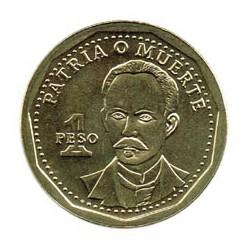 Cuba 2012 1 Peso (José Martí) S/C