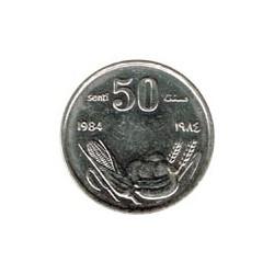 Somalia 1984 50 Senti S/C