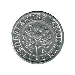 Antillas Holandesas 2001 1 Cent S/C