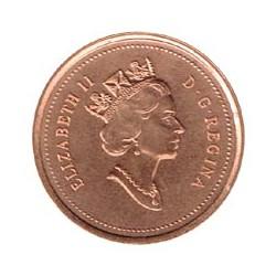 Canadá 2000 1 Cent S/C-