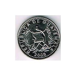 Guatemala 2003 10 Centavos (Monolito de Quirigua) S/C