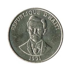 Haití 1991 50 Centimes S/C