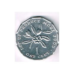 Jamaica 1991 1 Centavo S/C
