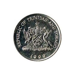 Trinidad y Tobago 1999 10 Cents S/C