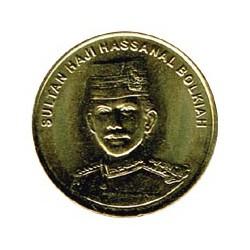 Brunei 2011 1 Sen S/C
