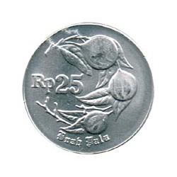 Indonesia 1996 25 Rupias S/C