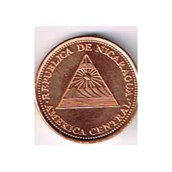 Nicaragua 2002 5 Centavos S/C