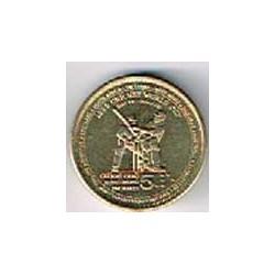 Sri Lanka 1999 5 Rupias (Copa del Mundo de Cricket.) S/C