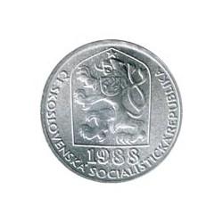 Checoslovaquia 1988 5 Haller S/C