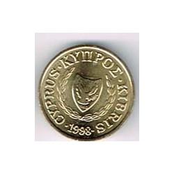 Chipre 1998 1 Cent. S/C