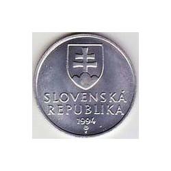 Eslovaquia 2001 20 Halierov S/C