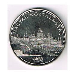 Hungría 2006 50 Forint (50 Años de resistencia) S/C