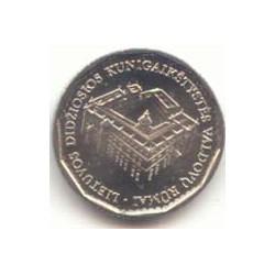 Lituania 2005 1 Litas (Palacio de los Grandes Duques.) S/C