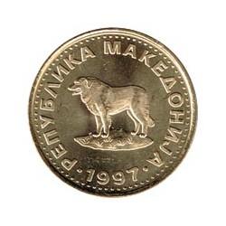 Macedonia 1997 1 Dinar S/C