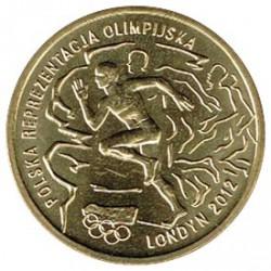 Polonia 2012 2 Zlotys (JJOO Londres 2012) S/C
