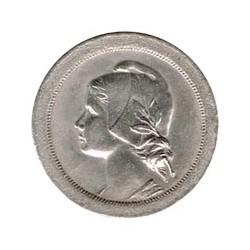 Portugal 1921 20 Centavos MBC+