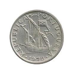 Portugal 1974 - 1979 2´5 Escudos S/C