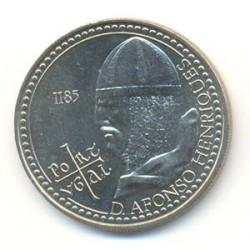 Portugal 1985 100 Escudos (D. Alfonso Henriques) S/C-