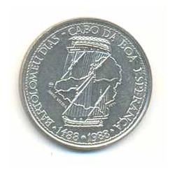 Portugal 1988 100 Escudos (Bartolomeu Dias) S/C